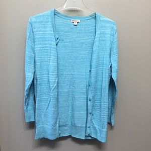 Merona Blue Sweater